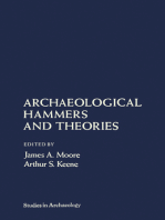 Archaeological Hammers and Theories