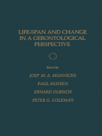 Life-Span and Change in a Gerontological Perspective