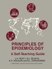 Principles of Epidemiology: A Self-Teaching Guide