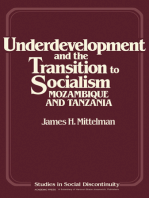 Underdevelopment and the Transition to Socialism