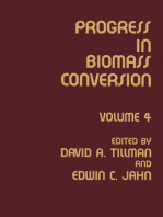 Progress in Biomass Conversion