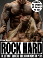 Rock Hard: The Ultimate Guide to Building a MONSTER Penis