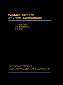 Welfare Effects of Trade Restrictions: A Case Study of the U.S. Footwear Industry