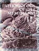 Pathobiology of Cell Membranes: Volume II