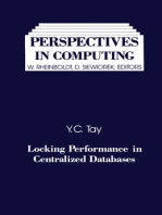 Locking Performance in Centralized Databases