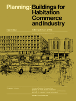 Planning: Buildings for Habitation, Commerce and Industry