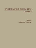 Spectrometric Techniques
