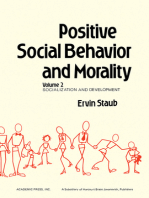 Positive Social Behavior and Morality