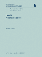 Hewitt-Nachbin Spaces