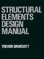 Structural Elements Design Manual