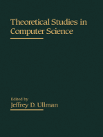 Theoretical Studies in Computer Science
