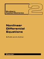 Nonlinear Differential Equations