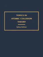 Topics in Atomic Collision Theory