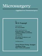 Microsurgery: Applied to Neurosurgery