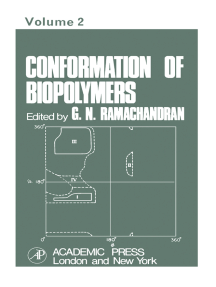 Conformation of Biopolymers: Papers Read at an International Symposium Held at the University of Madras, 18-21 January 1967