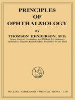 Principles of Ophthalmology