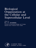 Biological Organization at the Cellular and Supercellular Level