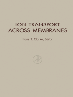 Ion Transport Across Membranes