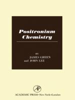 Positronium Chemistry