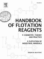 Handbook of Flotation Reagents: Chemistry, Theory and Practice: Volume 3: Flotation of Industrial Minerals