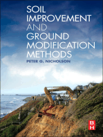 Soil Improvement and Ground Modification Methods