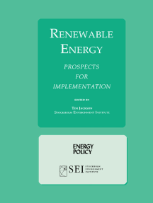 Renewable Energy: Prospects for Implementation