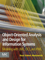 Object-Oriented Analysis and Design for Information Systems