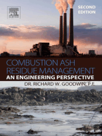 Combustion Ash Residue Management: An Engineering Perspective