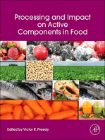 Processing and Impact on Active Components in Food
