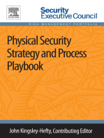 Physical Security Strategy and Process Playbook