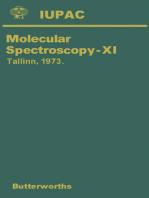 Molecular Spectroscopy—XI