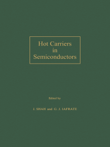 Hot Carriers in Semiconductors: Proceedings of the Fifth International Conference, 20-24 July 1987, Boston, MA, U.S.A.