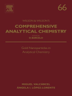 Gold Nanoparticles in Analytical Chemistry