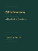 Paleoethnobotany