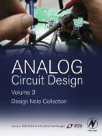 Analog Circuit Design Volume Three