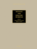 Mechanic and Dielectric Properties