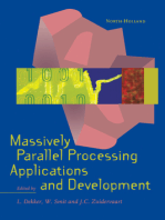 Massively Parallel Processing Applications and Development