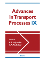 Advances in Transport Processes