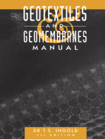 Geotextiles and Geomembranes Handbook