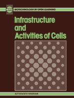 Infrastructure and Activities of Cells