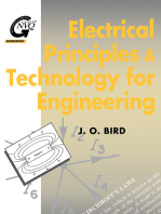 Electrical Principles and Technology for Engineering