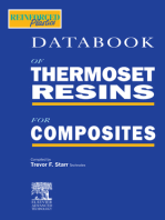 Data Book of Thermoset Resins for Composites