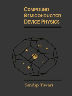 Compound Semiconductor Device Physics
