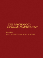 Psychology of Human Movement