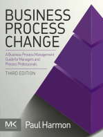 Business Process Change