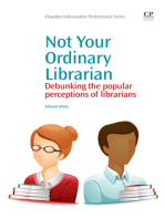 Not Your Ordinary Librarian
