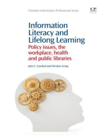 Information Literacy and Lifelong Learning