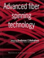 Advanced Fiber Spinning Technology