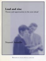Lead and Zinc