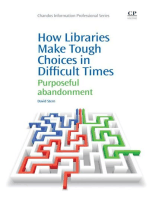 How Libraries Make Tough Choices in Difficult Times